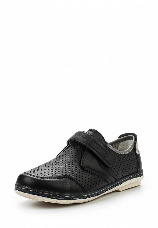 Туфли для мальчиков Tesoro 177601/05-01