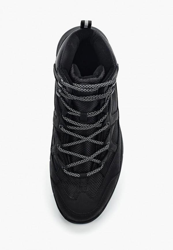 Фото 9 - мужские ботинки и полуботинки Tesoro черного цвета