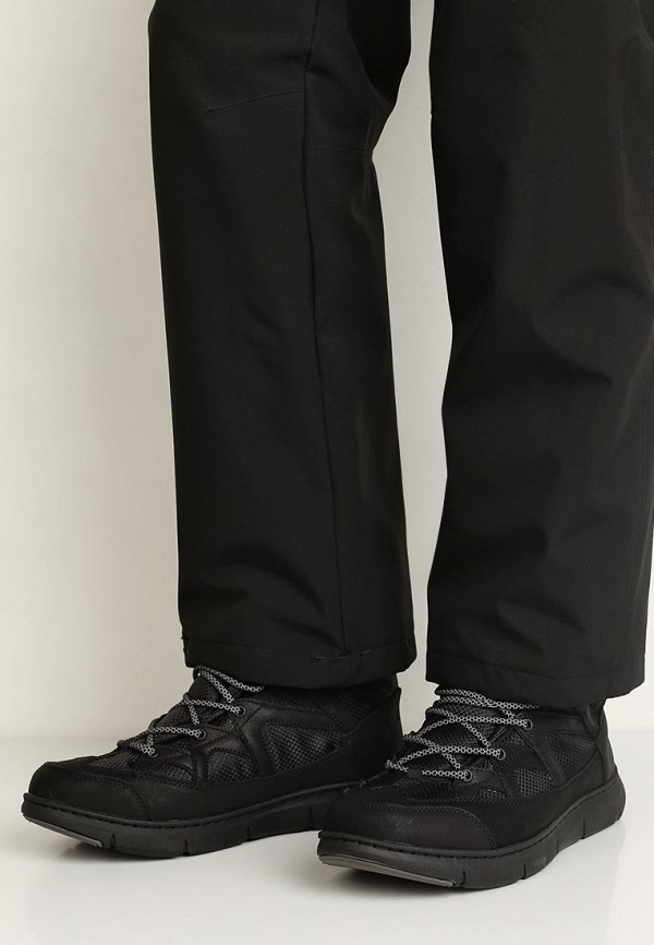 Фото 5 - мужские ботинки и полуботинки Tesoro черного цвета