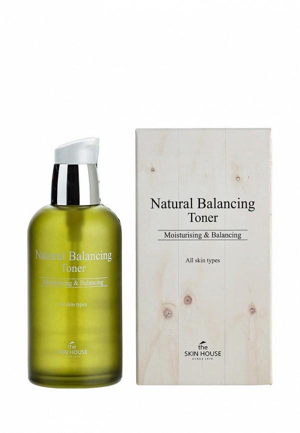 """Здесь можно купить Балансирующий  """"Natural Balancing"""" 130 мл  Тоник The Skin House Красота"""