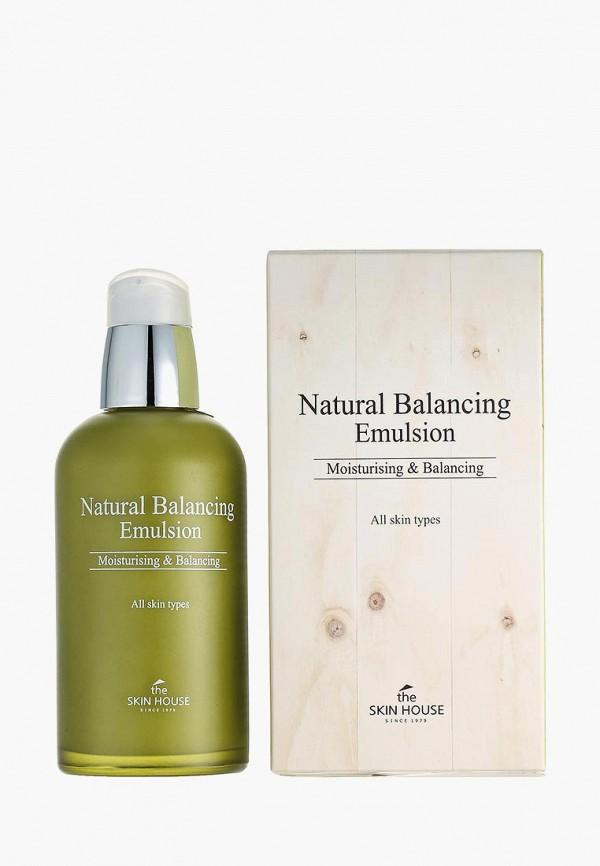 Купить Эмульсия для лица The Skin House, Балансирующая Natural Balancing 130 мл, TH009LWETS77, прозрачный, Весна-лето 2018