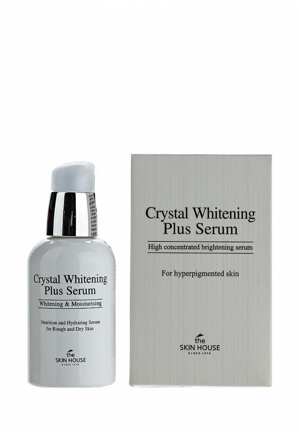 Сыворотка The Skin House «Crystal Whitening Plus» 50 мл