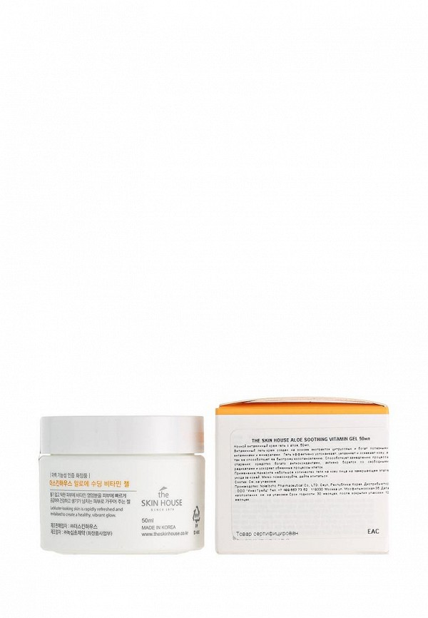 Гель The Skin House Ночной витаминный с алое 50 мл