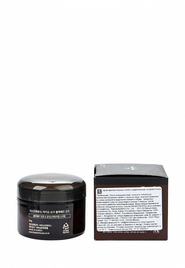 Скраб The Skin House против черных точек с коричневым сахаром и какао, 50 мл