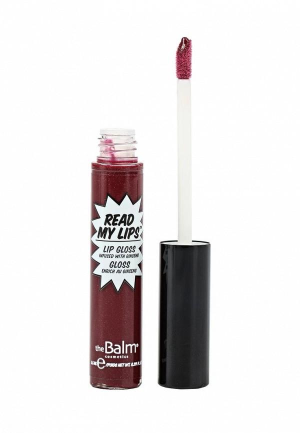 Блеск для губ theBalm theBalm TH012LWGLD48 блеск для губ thebalm read my lips™ pop цвет pop variant hex name fd6743