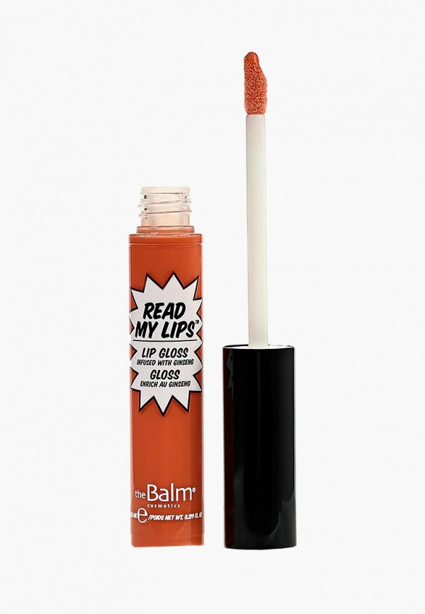 Блеск для губ theBalm theBalm TH012LWGLD49 блеск для губ thebalm read my lips™ pop цвет pop variant hex name fd6743