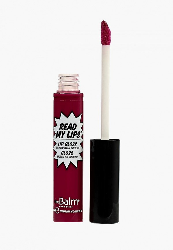 Блеск для губ theBalm theBalm TH012LWGLD50 блеск для губ thebalm read my lips™ pop цвет pop variant hex name fd6743