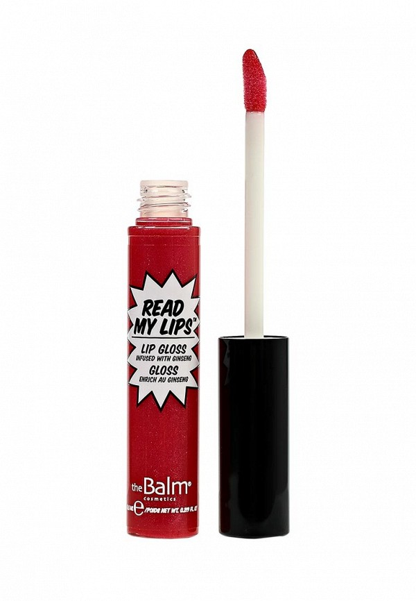 Блеск theBalm для губ Read My Lipgloss ZAAP!