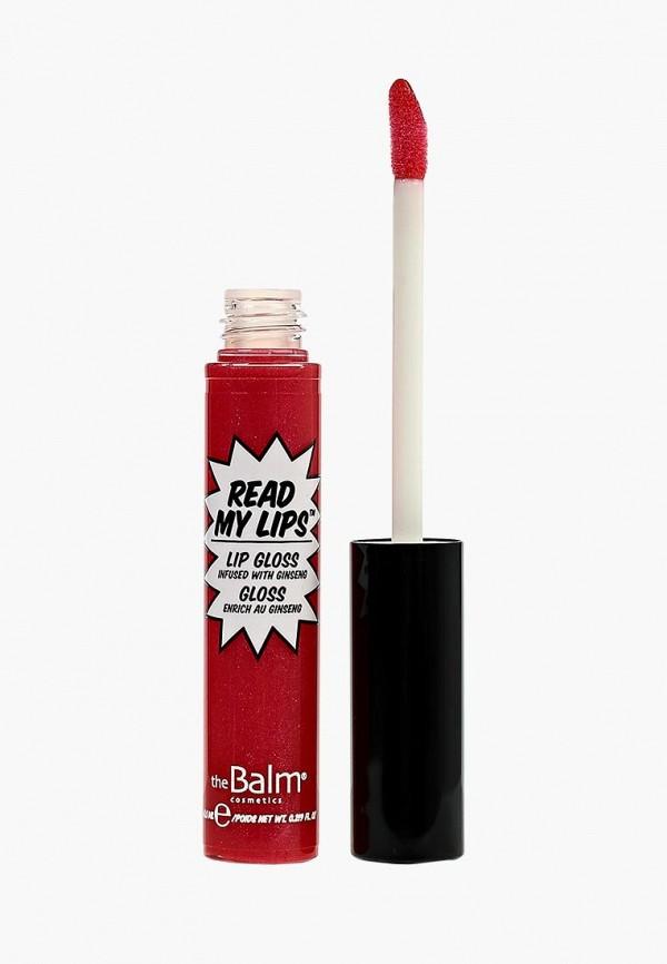 Блеск для губ theBalm theBalm TH012LWGLD51 блеск для губ thebalm read my lips™ pop цвет pop variant hex name fd6743