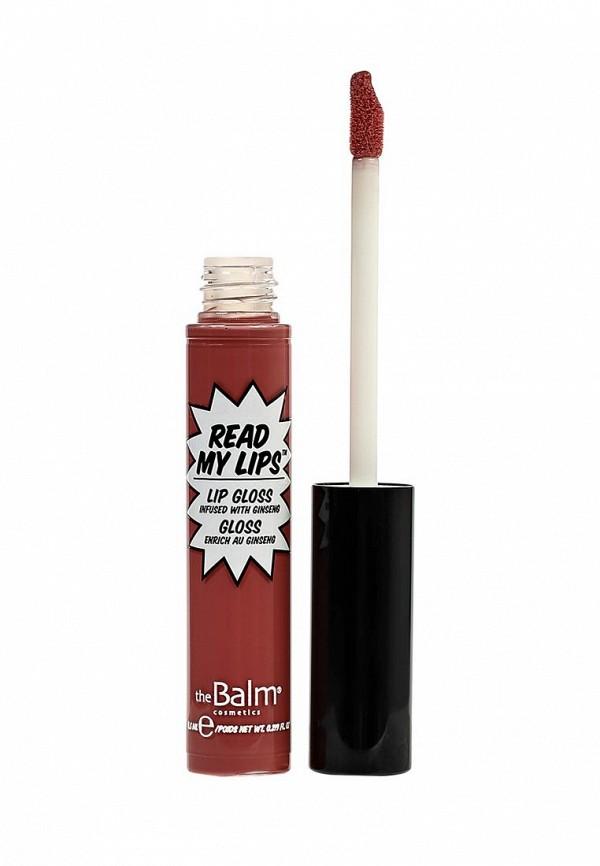 Блеск для губ theBalm theBalm TH012LWGLD52 блеск для губ thebalm read my lips™ pop цвет pop variant hex name fd6743