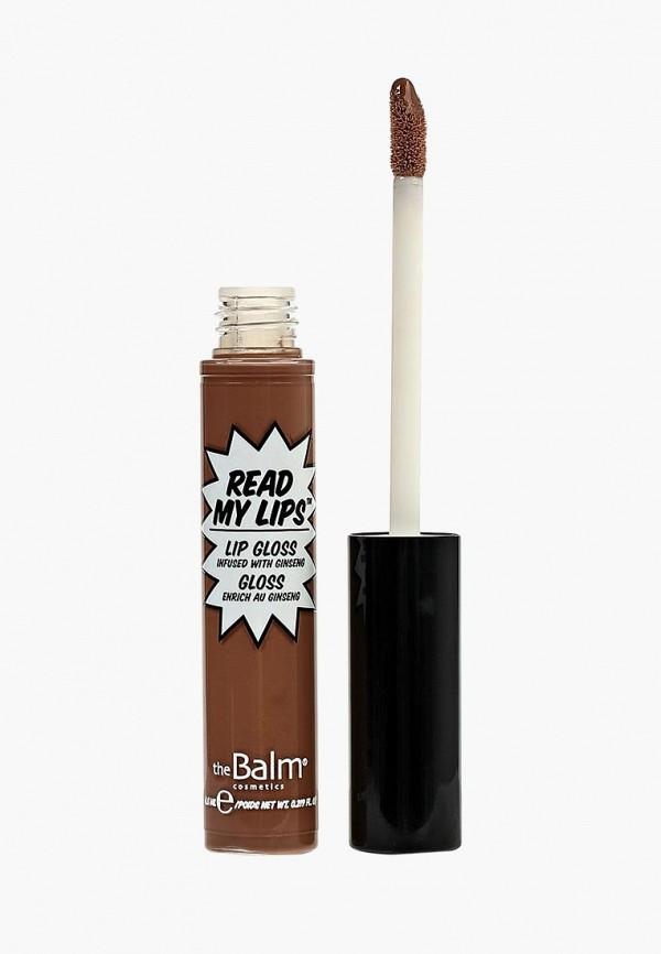 Блеск для губ theBalm theBalm TH012LWGLD53 блеск для губ thebalm read my lips™ pop цвет pop variant hex name fd6743