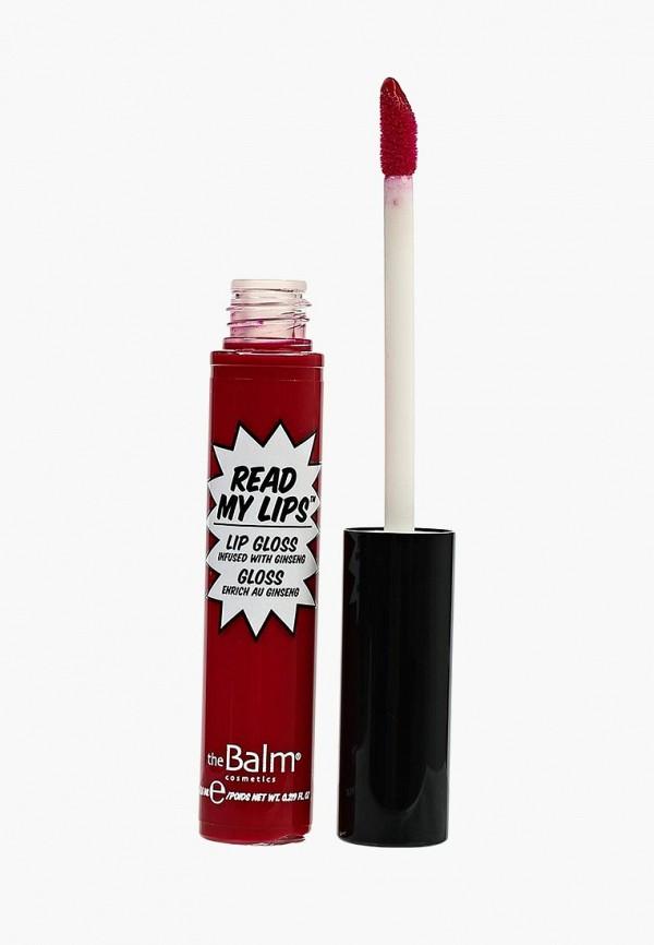 Блеск для губ theBalm theBalm TH012LWGLD55 блеск для губ thebalm read my lips™ pop цвет pop variant hex name fd6743