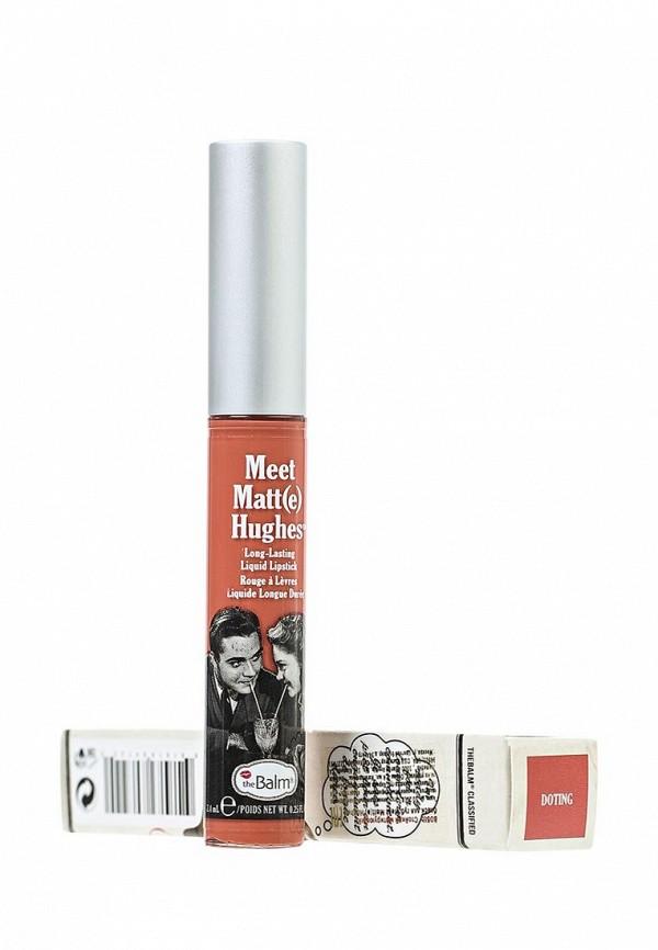 Блеск theBalm Стойкий матирующий для губ Meet Matt(e) Hughes Doting