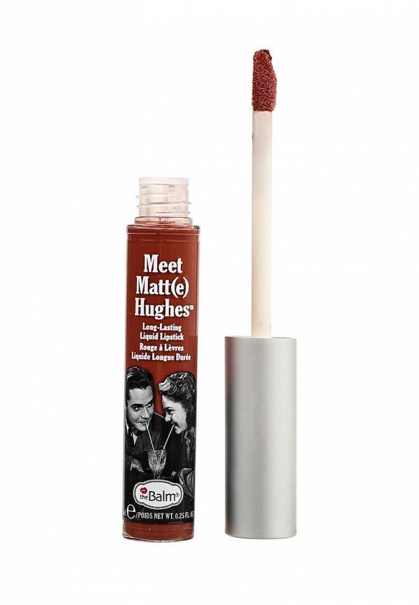 Блеск для губ theBalm theBalm TH012LWMQV52 блеск для губ thebalm read my lips™ pop цвет pop variant hex name fd6743