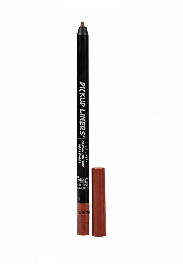 Карандаш для губ theBalm theBalm TH012LWMQV56 блеск thebalm стойкий матирующий для губ meet matt e hughes dedicated