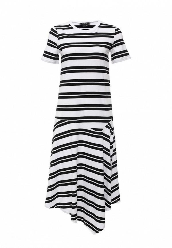 Платье-миди The Fifth TX151133D/ST