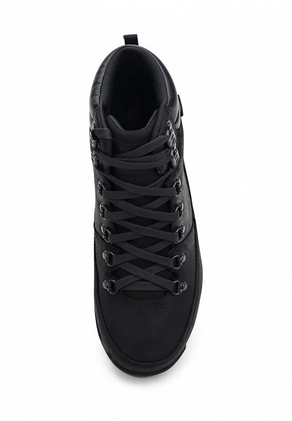 Фото 4 - мужские ботинки и полуботинки The North Face черного цвета