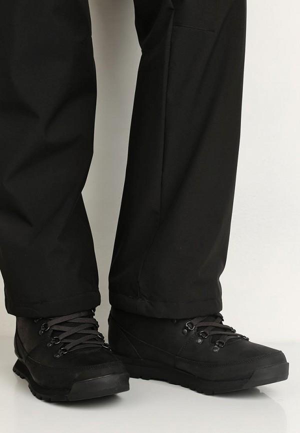 Фото 5 - мужские ботинки и полуботинки The North Face черного цвета