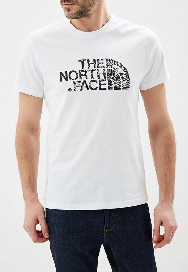 Футболка The North Face The North Face TH016EMANVV5 ботинки трекинговые the north face the north face th016amvyk37