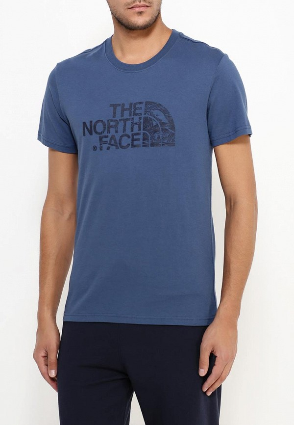 Футболка The North Face The North Face TH016EMREG64 the north face etip