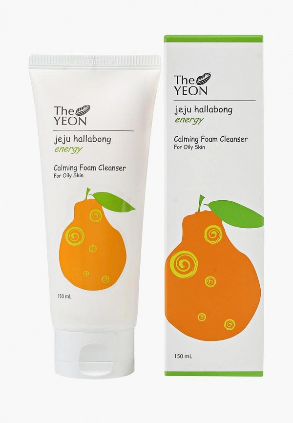 Пенка для умывания The Yeon The Yeon TH017LMTDT74 the yeon jeju canola медовый крем для кожи вокруг глаз 30мл