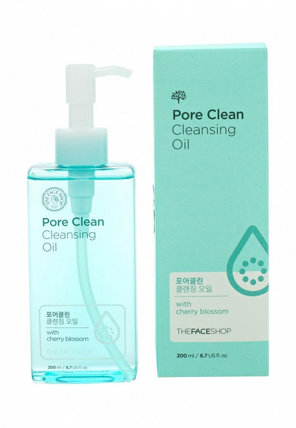 Гидрофильное масло The Face Shop The Face Shop TH019LWHT427 гидрофильное масло the face shop specialist pore clean cleansing oil объем 200 мл