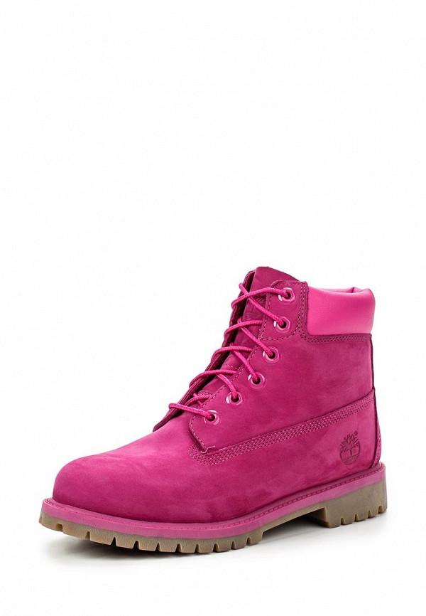 Ботинки для девочек Timberland (Тимберленд) TBLA14YQM