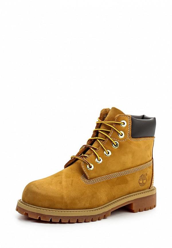 Ботинки для мальчиков Timberland (Тимберленд) TBL12709M