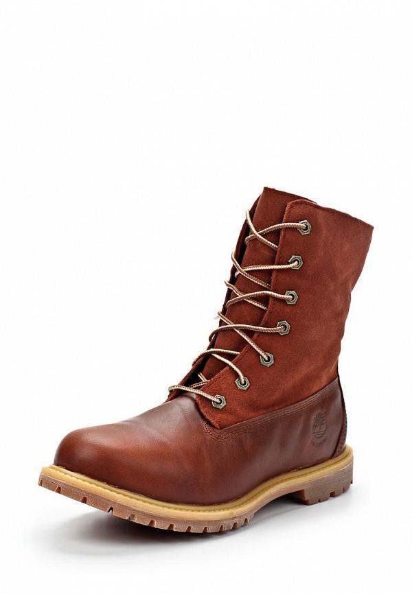 Ботинки Timberland Authentics Teddy Fleece WP Fold Down