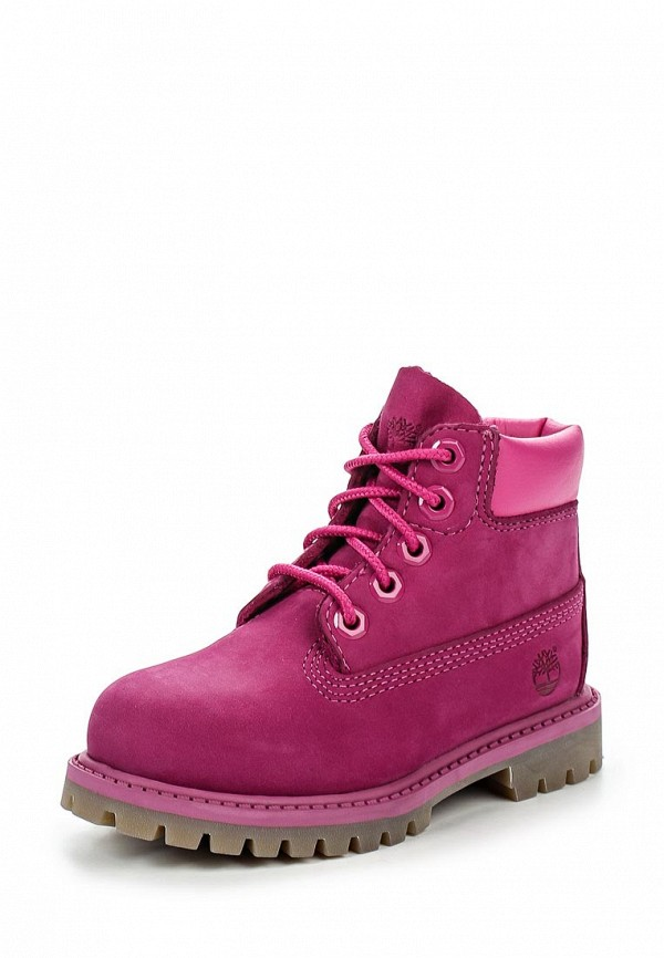 Ботинки для девочек Timberland (Тимберленд) TBLA14W8M