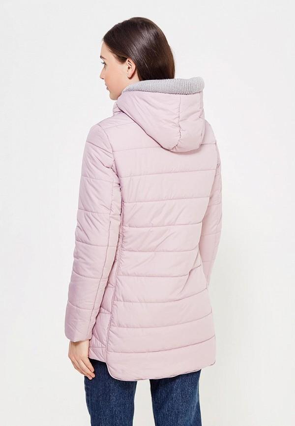 Фото 3 - Куртку утепленная Time For Future розового цвета
