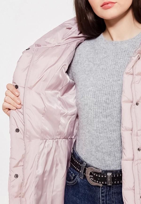 Фото 4 - Куртку утепленная Time For Future розового цвета