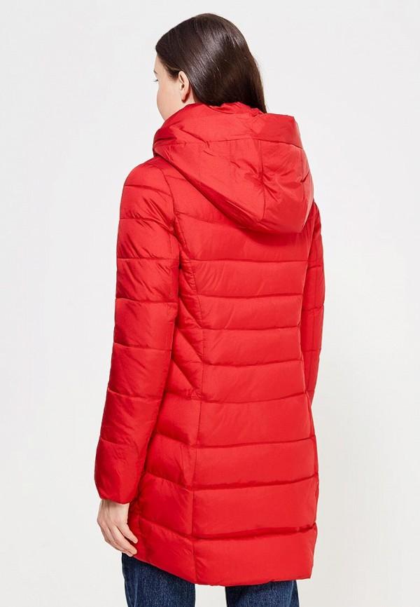 Фото 3 - Куртку утепленная Time For Future красного цвета