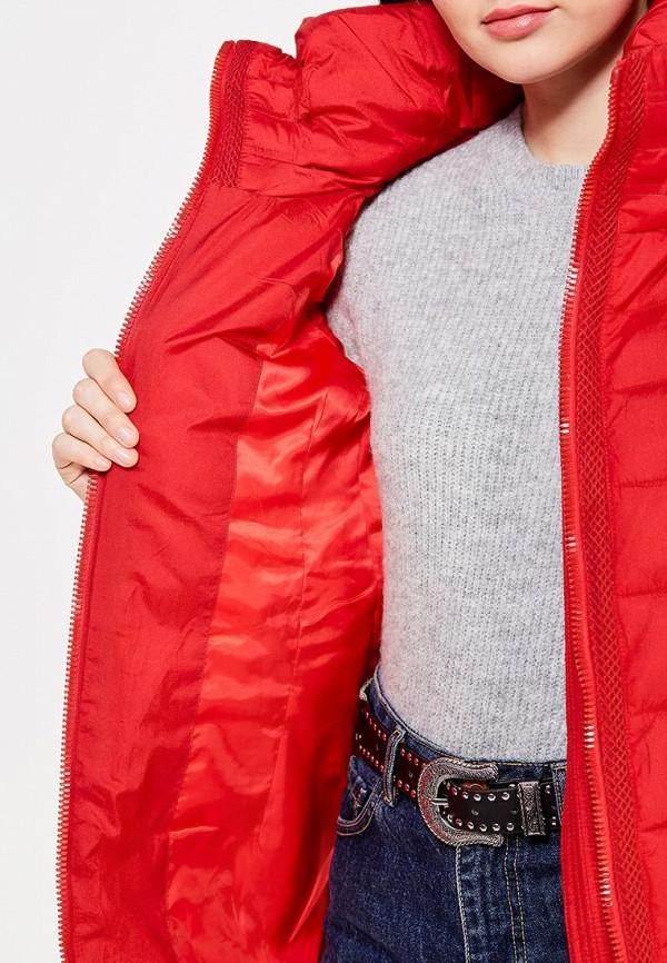 Фото 4 - Куртку утепленная Time For Future красного цвета
