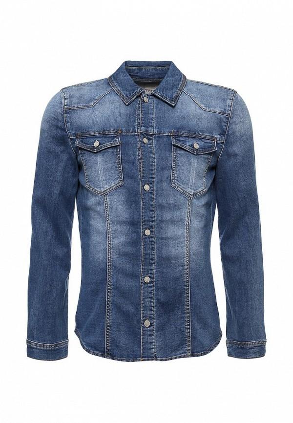 Рубашка джинсовая Tom Farr
