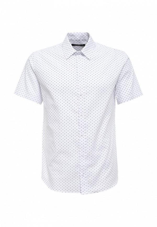 Купить мужскую рубашку Tom Farr белого цвета