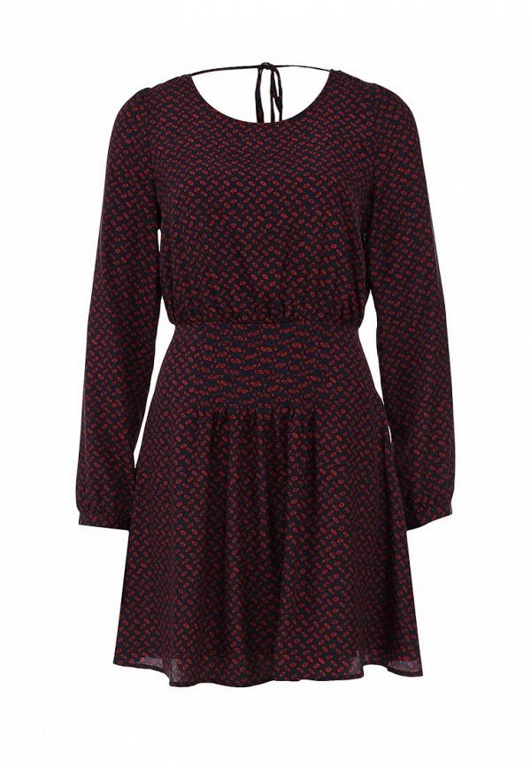 Платье с оригинальным орнаментом Conver