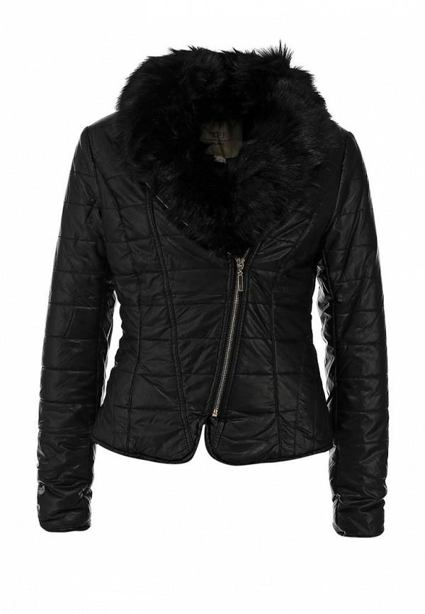 Кожаная куртка Tom Farr (Том Фарр) T W3638.58