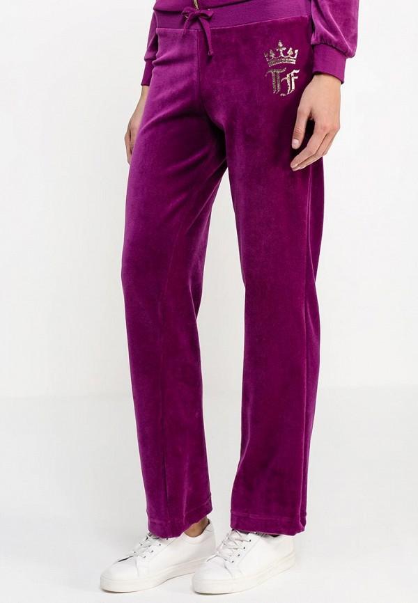 фиолетовые брюки с чем носить