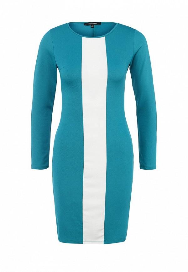 Платье-миди Tom Farr (Том Фарр) TW6414.51