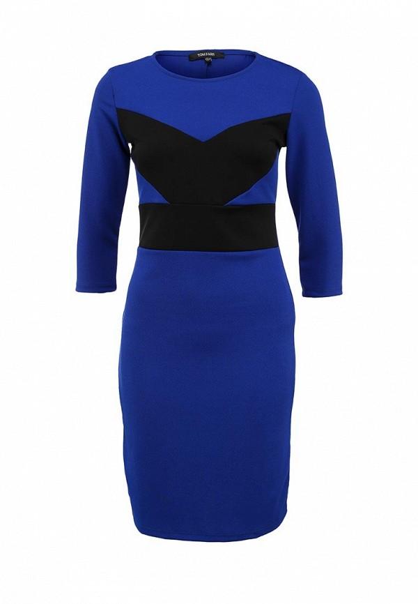 Платье-миди Tom Farr (Том Фарр) TW6418.38