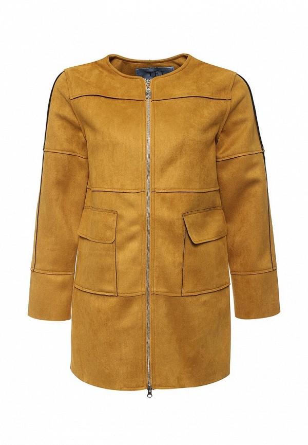Кожаная куртка Tom Farr TW9534.11