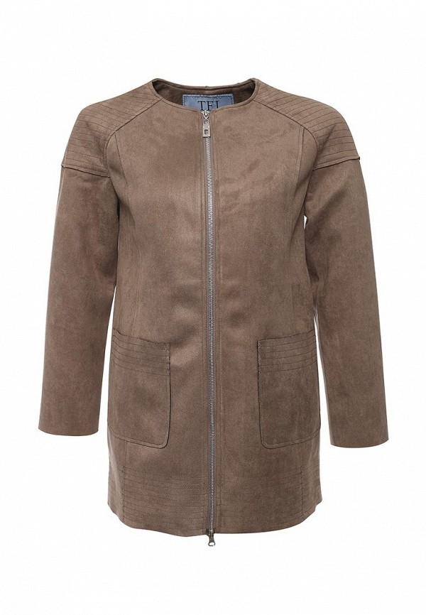 Кожаная куртка Tom Farr TW9530.37