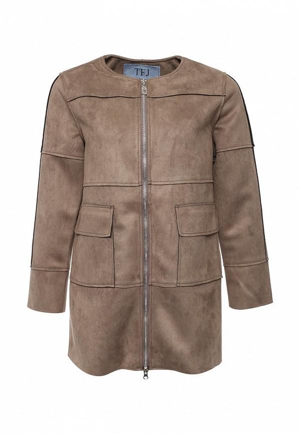 Кожаная куртка Tom Farr (Том Фарр) TW9534.37