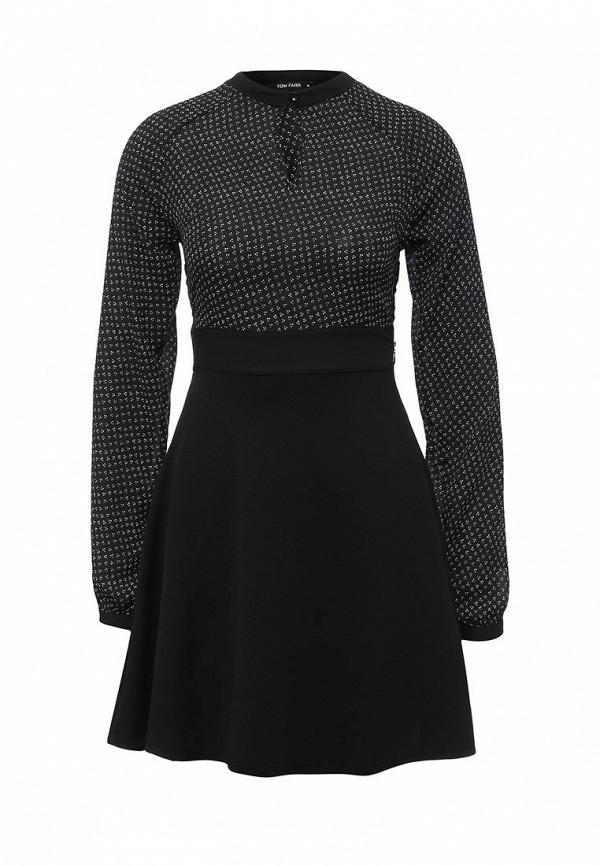 Платье-мини Tom Farr (Том Фарр) TW1607.58