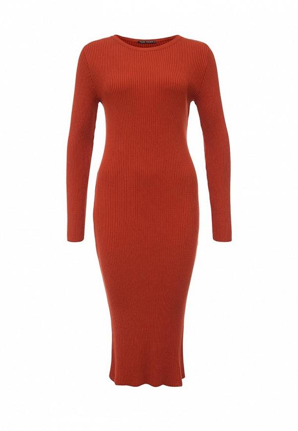 Вязаное платье Tom Farr TW4523.86