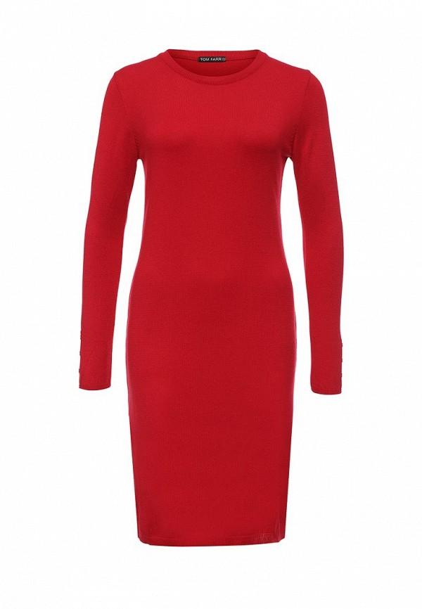 Вязаное платье Tom Farr TW4556.25