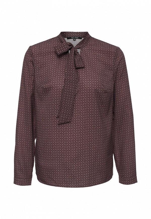 Блуза Tom Farr Tom Farr TO005EWLJO56 tom farr tom farr to005ewgop57