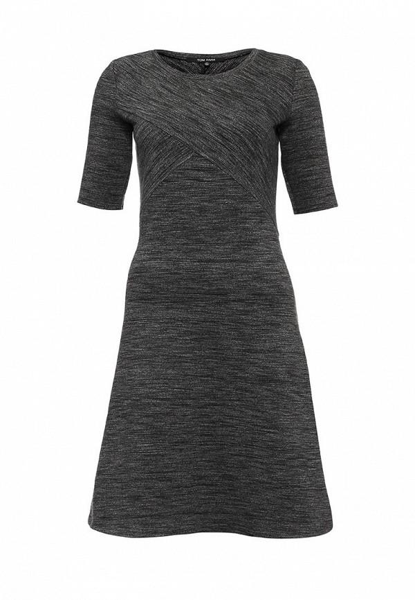 Вязаное платье Tom Farr TW4504.55
