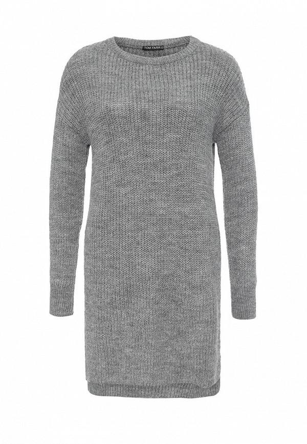 Вязаное платье Tom Farr TW4553.55